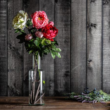 flores decorativas vical