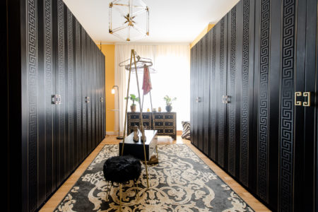 Apartamento estilo ecléctico