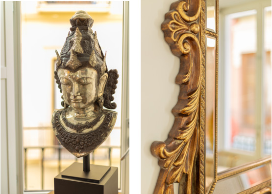 decoración vical