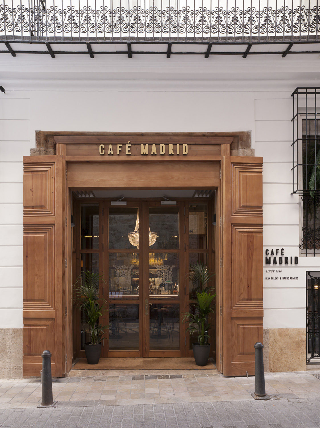 café madrid vical