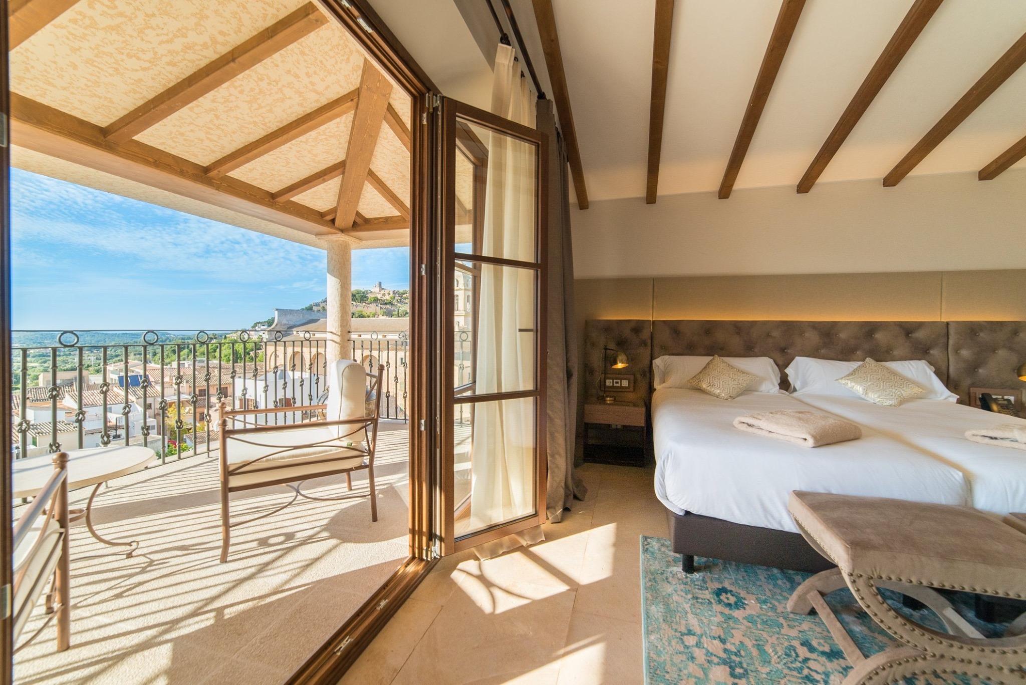 Habitación hotel La creu - VICAL