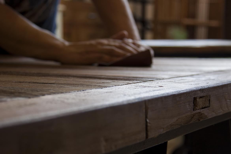 vical madera reciclada
