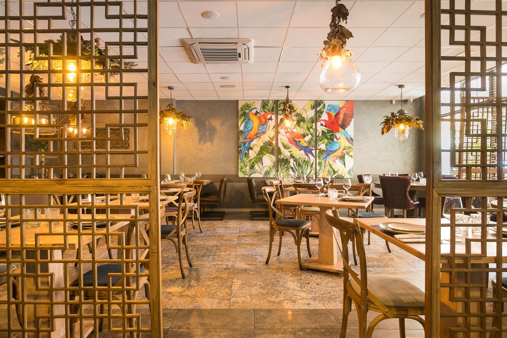 Restaurante El Laurel vical
