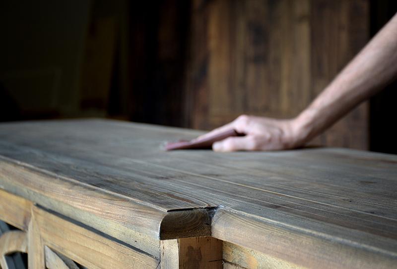 VICAL - sostenibilidad maderas recicladas