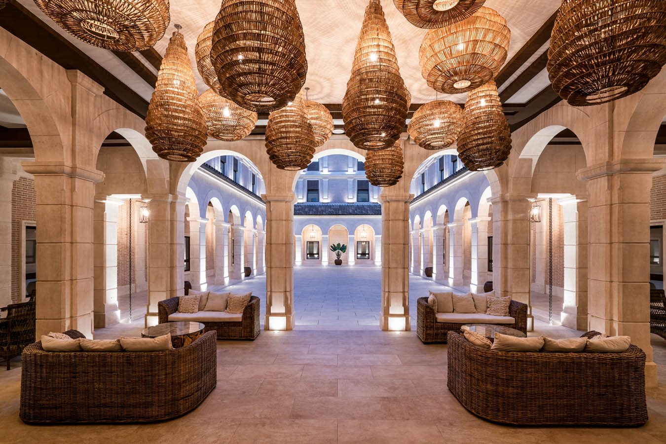 Terraza hotel Ansares Vical