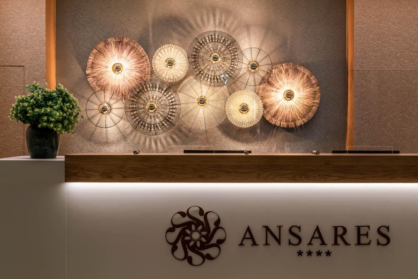 Hotel Ansares por Vical